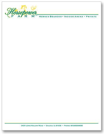 custom letterhead letterhead printers paperdirect party